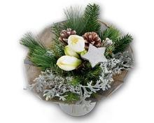 Weihnachtliches Bouquet