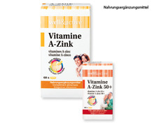 WELL & ACTIVE Vitamintabletten