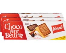 Wernli Biscuits Choco Petit Beurre