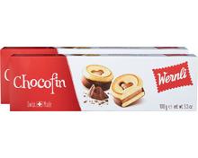 Wernli Biscuits Chocofin