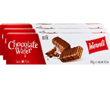 Wernli Biscuits Chocolate Wafer