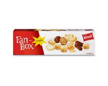 Wernli Spezialitäten Fan-Box, 5 Sorten, 900 g