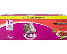 Whiskas Katzenfutter Klassische Auswahl