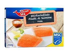 Wildlachsfilet MSC