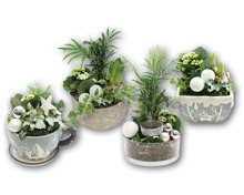 Winterliches Arrangement