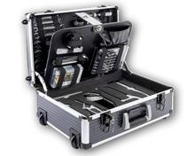 WORKZONE® Werkzeugkoffer-Set, 128-teilig