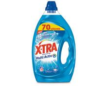 X-Tra Gel Multi Activ Universalwaschmittel, 3,5 Liter