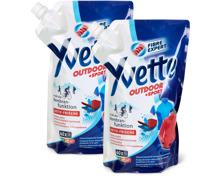 Yvette Feinwaschmittel-Nachfüllbeutel im Duo-Pack