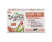 Z.B. Beyond Cat Grain Free Huhn, 4 x 85 g 3.95 statt 4.95