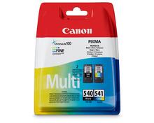 Z.B. Canon PG-540/CL-541 MP PIXMA black/color 39.95 statt 49.95