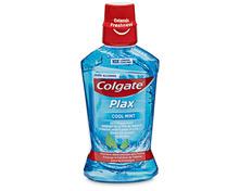 Z.B. Colgate Mundspülung Plax Cool Mint, 500 ml 5.00 statt 6.70