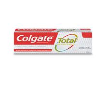 Z.B. Colgate Zahnpasta Total Original
