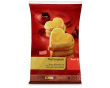 Z.B. Coop Betty Bossi Butter-Mailänderli-Teig, 2 x 500 g, Duo 6.80 statt 8.50