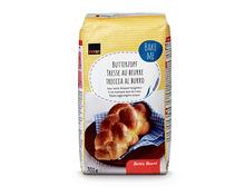 Z.B. Coop Betty Bossi Butterzopf Backmischung, 500 g 2.05 statt 2.60