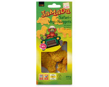 Z.B. Coop JaMaDu Safari-Vegi-Nuggets, 200 g 4.50 statt 4.50