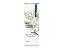 Z.B. Coop Naturaline Cosmetics Feuchtigkeitstagescreme für normale bis trockene Haut, 50 ml 8.20 statt 10.95