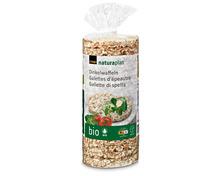 Z.B. Coop Naturaplan Bio-Dinkelwaffeln, 130 g 1.25 statt 1.80
