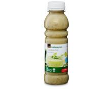 Z.B. Coop Naturaplan Bio-Gazpacho Zucchini, gekühlt, 310 ml 3.35 statt 4.20