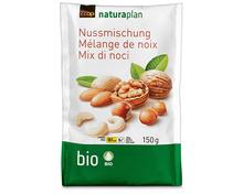 Z.B. Coop Naturaplan Bio-Nussmischung, 150 g 3.60 statt 4.50