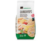 Z.B. Coop Naturaplan Bio-Quinoapops, Fairtrade Max Havelaar, 125 g 2.85 statt 3.60