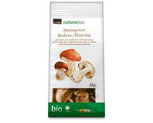 Z.B. Coop Naturaplan Bio-Steinpilze getrocknet, 25 g 3.60 statt 4.50