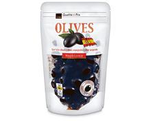 Z.B. Coop Oliven Hojiblanca, ohne Stein, 150 g 2.05 statt 2.60