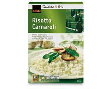 Z.B. Coop Risotto Carnaroli, 1 kg 3.35 statt 4.20