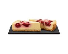 Z.B. Coop Rob & Lissy Cheesecake Himbeere, 2 x 120 g 3.80 statt 4.80