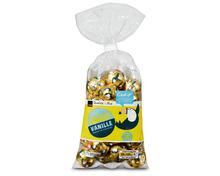 Z.B. Coop Schokoladen Glacé-Kugeln Vanille, Fairtrade Max Havelaar, 300 g 3.95 statt 5.95