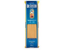Z.B. De Cecco Spaghetti, 500 g 1.85 statt 2.70