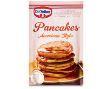 Z.B. Dr. Oetker Pancakes, 210 g 2.55 statt 3.20
