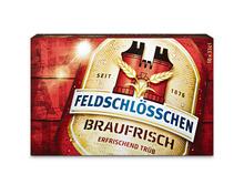 Z.B. Feldschlösschen Bier Braufrisch, 10 x 33 cl<br /> 8.75 statt 10.95