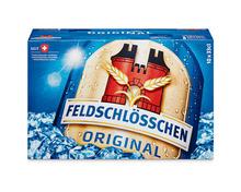 Z.B. Feldschlösschen Original, 10 x 33 cl 8.70 statt 10.90