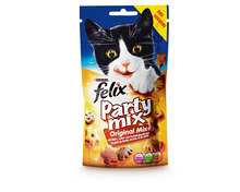 Z.B. Felix Party Mix Original, 60 g 1.75 statt 2.20