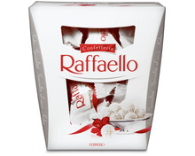 Z.B. Ferrero Raffaello, 23 Stück, 230 g 3.60 statt 4.50