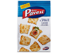 Z.B. Gran Pavesi Sfoglie Classiche, 190 g<br /> 2.00 statt 2.90