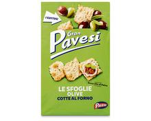 Z.B. Gran Pavesi Sfoglie Olive, 160 g 2.00 statt 2.90