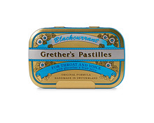 Z.B. Grether's Pastilles Blackcurrant