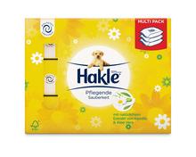 Z.B. Hakle feuchte Toilettentücher Pflegende Sauberkeit Kamille