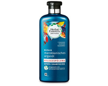 Z.B. Herbal Essences Pflegespülung Repair Marokkanisches Arganöl, 400 ml 5.95 statt 7.95