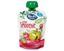 Z.B. Hero Baby Little Bio-Smoothie Apfel und Erdbeere, 90 g 1.45 statt 1.85