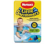 Z.B. Huggies Little Swimmers, Grösse 3–4, 12 Stück 8.95 statt 12.80