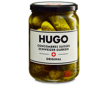 Z.B. Hugo Schweizer Gurken, 430 g 4.20 statt 5.30