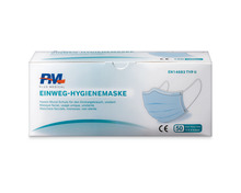 Z.B. Hygienemasken, 50 Stück 27.90 statt 34.90