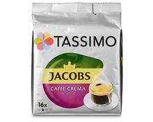Z.B. Jacobs Tassimo Caffè Crema Intenso, 16 Kapseln 4.45 statt 5.95