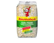 Z.B. Knorritsch Haferflocken, 500 g 1.55 statt 1.95