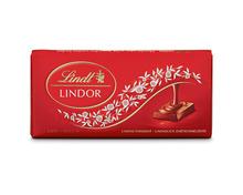Z.B. Lindt Lindor Tafelschokolade Milch, 3 x 100 g, Trio 4.95 statt 7.20