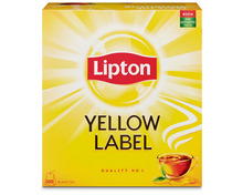 Z.B. Lipton Yellow Label Tea, 100 Portionen 3.95 statt 5.70