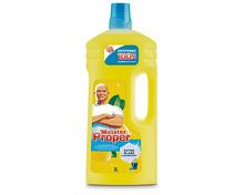 Z.B. Meister Proper Allzweckreiniger Citrusfrische, 2 Liter 4.95 statt 6.90