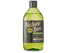 Z.B. Nature Box Shampoo Avocado, 385 ml 4.85 statt 6.95